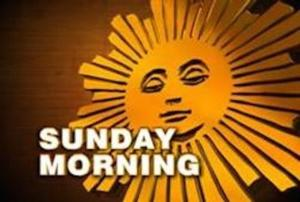 CBS SUNDAY MORNING Up in Viewers from May 2012