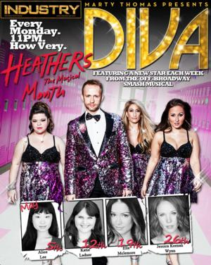 Marty Thomas Presents DIVA Welcomes HEATHERS' Katie Ladner Tonight