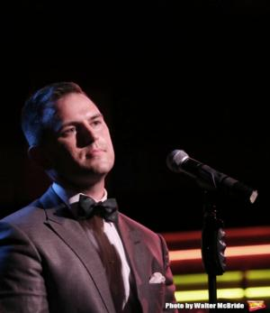 Broadway's Daniel Reichard Will Return to Birdland Jazz Club, 5/10