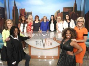 ABC's THE VIEW Soars to 3-Year High in Total Viewers