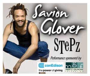 Brooklyn Center for the Performing Arts presents Savion Glover's STePz - 11/2