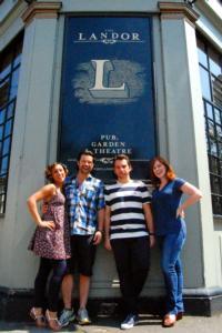 Simon Bailey, Scott Garnham, Sarah Galbraith and Sophia Ragavelas to Lead London Premiere of [TITLE OF SHOW]