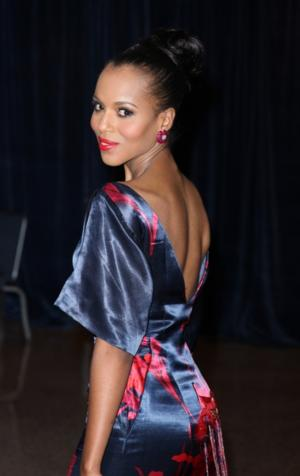 Kerry Washington Welcomes First Daughter