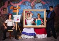 Art Intallation Celebrating Frida Kahlo Opens at The Blue House, 1/4-1/19