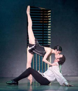 Ballet San Jose Opens 2014 Repertory Season, 2/14 - 2/16