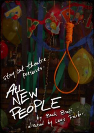 Stray Cat Theatre to Open ALL NEW PEOPLE, 12/6