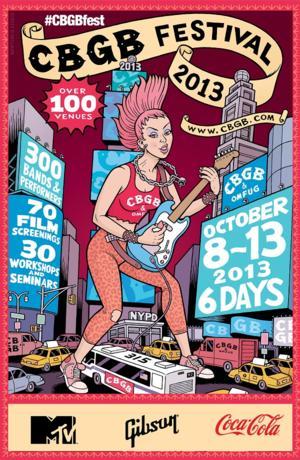 CBGB Festival to Present Logan's Run at Fat Baby NYC, 10/12