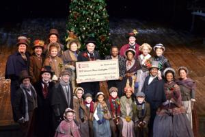 Ford's Theatre's A CHRISTMAS CAROL Raises Over $77K for Local Charity