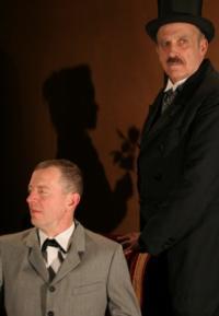 The Douglas Morrisson Theatre Opens SHERLOCK HOLMES, 2/15