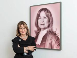 National Portrait Gallery Unveils Baroness Helena Kennedy's New Portrait