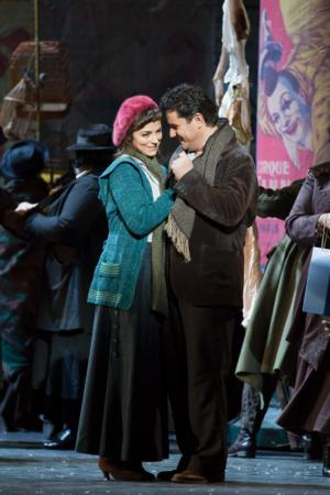 BWW Reviews: Washington National Opera Crafts Gorgeous Production of Puccini's LA BOHÈME