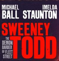 SWEENEY TODD to Play Final Performance at the Adelphi Theatre, Sept 22