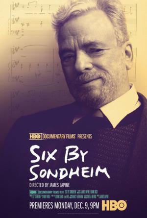 Canal Plus emitirá 'Six by Sondheim' en enero