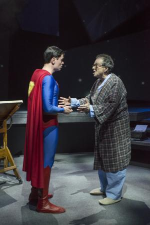 BWW Reviews: Superman Soars into Dreams at Milwaukee Rep's THE HISTORY OF INVULNERABILITY