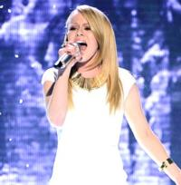 AMERICAN IDOL's Hollie Cavanagh to Release Album in 2013