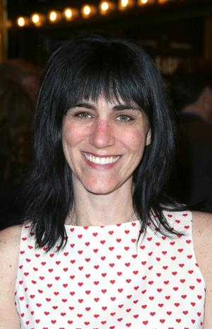 2014 Tony Nominees React - Leigh Silverman - Clutching Jeanine Tesori & It's a Miracle!
