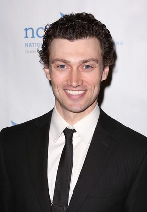 2014 Tony Nominees React - Bryce Pinkham - 'Like an Episode of House of Cards