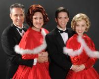 San Diego Musical Theatre's IRVING BERLIN'S WHITE CHRISTMAS Appears on KPBS
