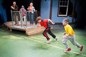 BWW Reviews: First Stage Challenges Surviving Bullies in CRASH