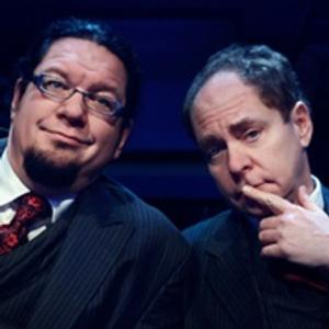 The CW to Premiere New Series PENN & TELLER: FOOL US, 7/30