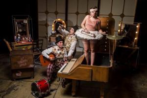 LOS FABULOSOS SINGER to Play Saturdays at Centro Cultural de la Cooperacion