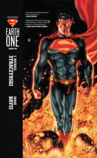 SUPERMAN: EARTH ONE, VOL. 2 Takes NY Times' Hardcover Graphic Best Seller List for Second Week