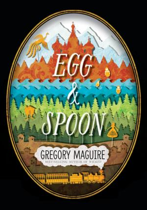 Universal Options WICKED Author's Upcoming Book: EGG AND SPOON