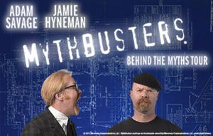 Exceptional Artists to Present Live Show MYTHBUSTERS: BEHIND THE MYTHS at the Orpheum Theater, 12/9