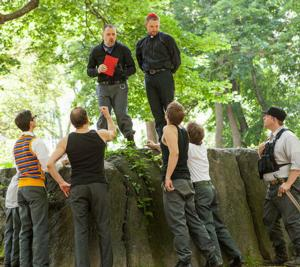 Boomerang Theatre to Stage A MIDSUMMER NIGHT'S DREAM and LOVE'S LABOUR'S LOST, Summer 2014