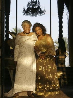 OWN Simulcasts DR. MAYA ANGELOU'S MEMORIAL SERVICE Today