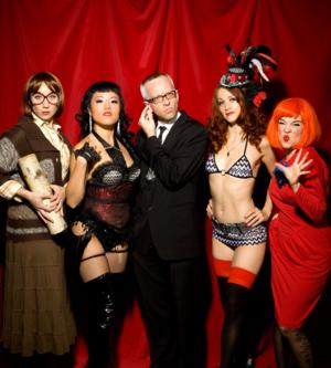 Fire Walk with Me Burlesque Set for The Pink Room, 10/30