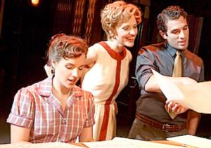 BEAUTIFUL's Jessie Mueller, Barry Mann and Cynthia Weil Appear on THEATER TALK Today