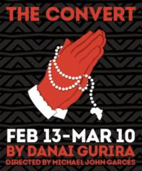 Woolly Mammoth Presents THE CONVERT, Opening 2/13