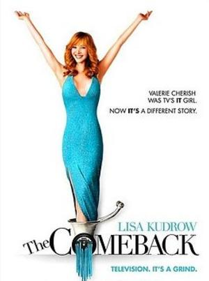 Lisa Kudrow's THE COMEBACK to Return as Limited Comedy Series on HBO