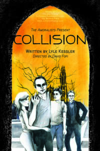 Amoralists Theatre Company Announces 2013 Season; Kicks Off With COLLISION, 1/10-2/17