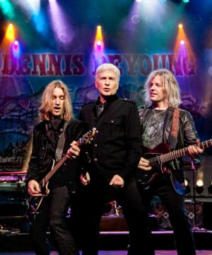 Dennis DeYoung to Bring the Music of Styx to Ridgefield Playhouse, 7/11