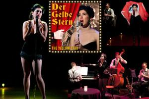 DER GELBE STERN Set for NYMF at Laurie Beechman Theater, 7/14-21