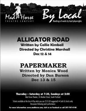 Mad Horse Theatre Company Presents PAPERMAKER Reading Tonight