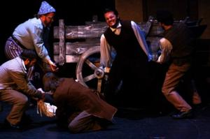 BWW Reviews: At the End of the Day, the Western Carolina LES MISERABLES Delivers Some Notable Performances