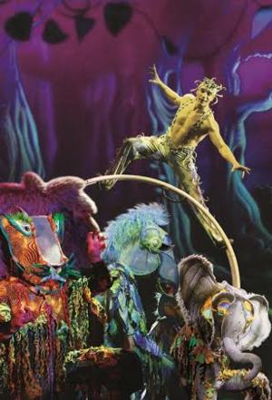 CIRQUE DREAMS JUNGLE FANTASY Comes to Broward Center for the Performing Arts, Now thru 7/27