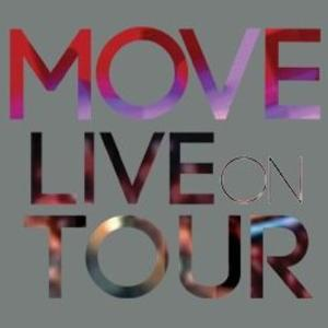 Julianne and Derek Hough's MOVE LIVE ON TOUR Adds 6/15 Matinee at Van Wezel