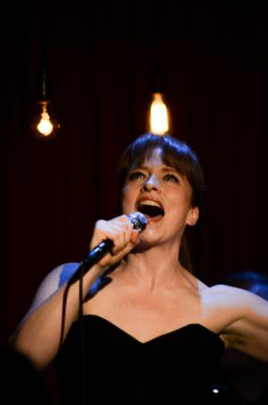 BWW Reviews: Cabaret Newcomer and New American MAXINE LINEHAN Begins Her Journey to Singing Stardom With New Show at Terminus Studios