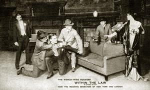 WITHIN IN THE LAW Revival Set for the Metropolitan Playhouse, Now thru 6/29