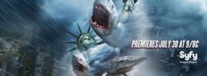 Syfy Announces First Ever SHARKNADO WEEK!