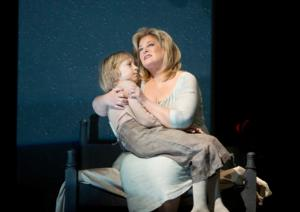 BWW Reviews: WOZZECK Redux - Levine and the Met Orchestra Show Vienna Who's Boss
