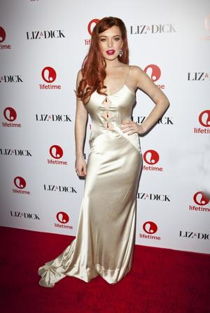 Lindsay Lohan Hoping to Make West End Debut in a Play?