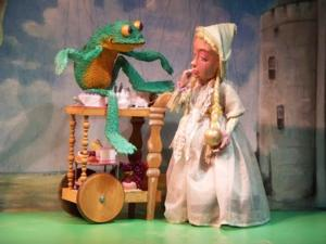 PuppetWorks' Summer Season Features PETER & THE WOLF, THE FROG PRINCE, & THE UGLY DUCKLING, Now thru 8/17