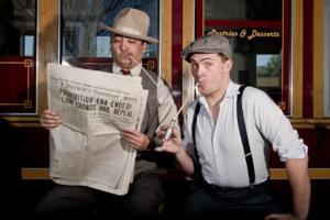 Found Theatre Hosts SULLIVAN & KYLE'S VAUDEVILLE REVUE, 6/20