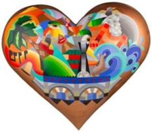 The San Francisco General Hospital Foundation Is Now Accepting Submissions for the HEARTS IN SAN FRANCISCO Public Art Series