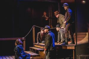 BWW Reviews: LAST OF THE WHYOS Buds at Spooky Action Theater